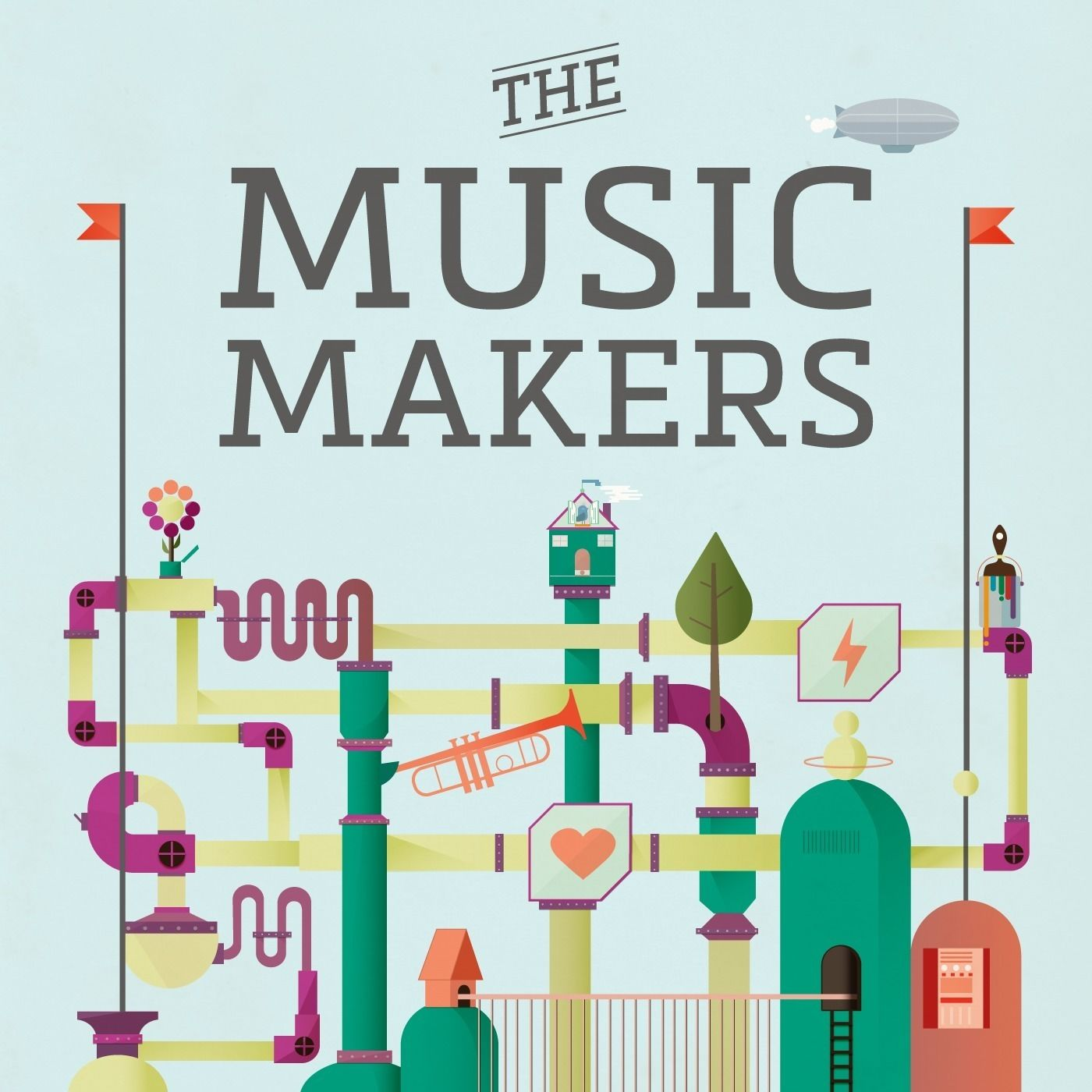 The Music Makers - Articles That Influenced My Life