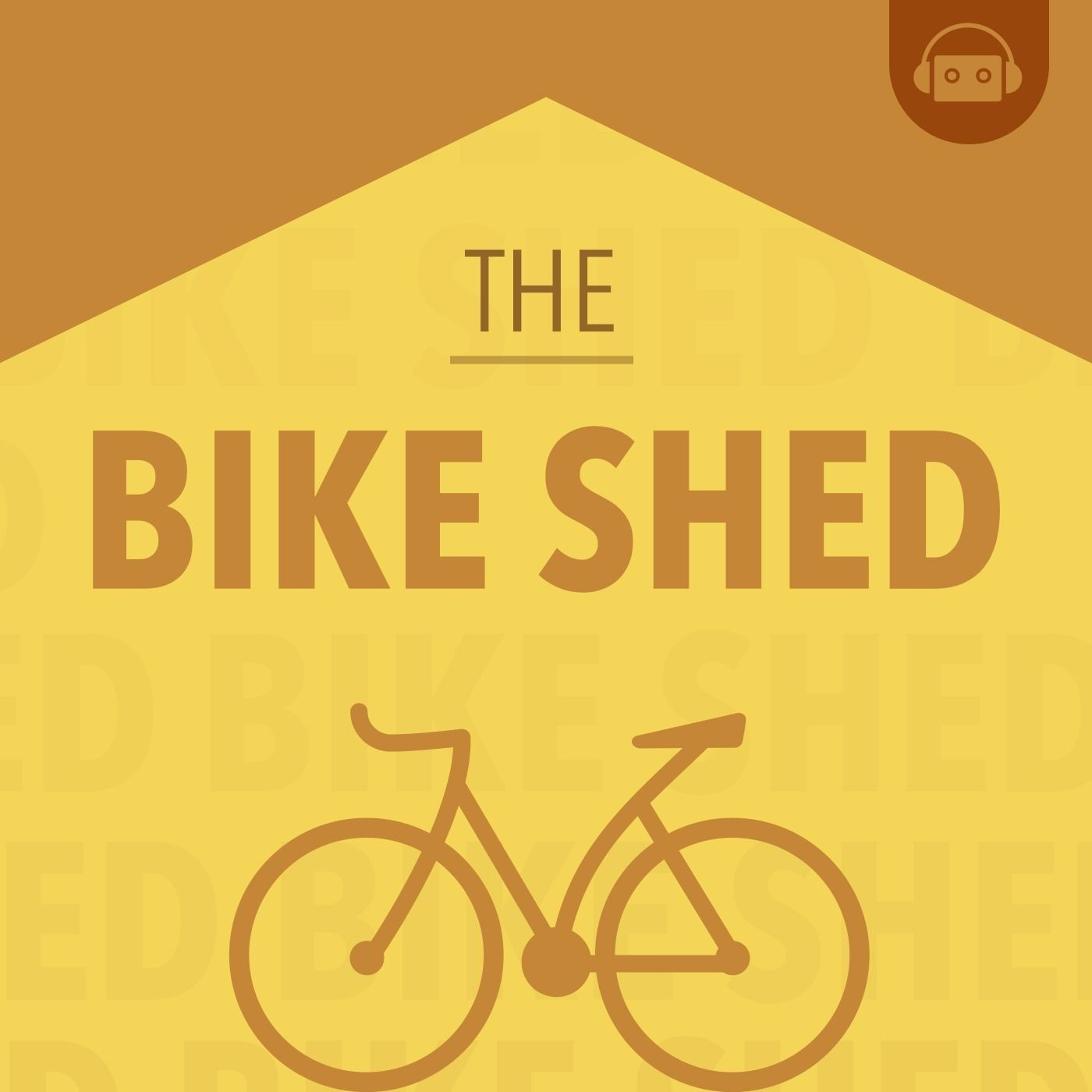 Podcast artwork for The Bike Shed