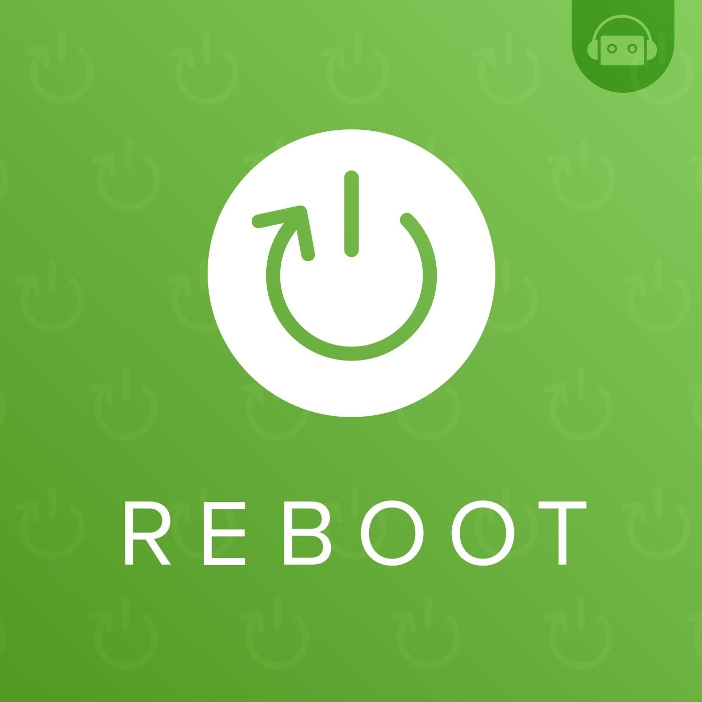 Podcast artwork for Reboot