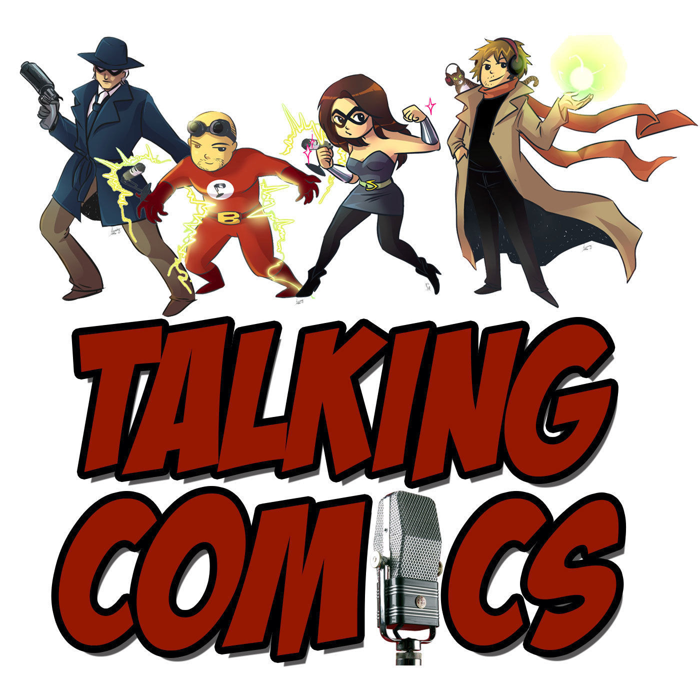 The Comic Book Podcast | Talking Comics